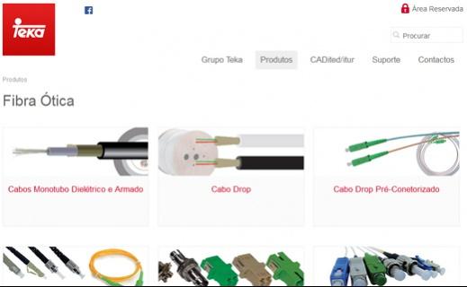 Produtos Teka Electronics